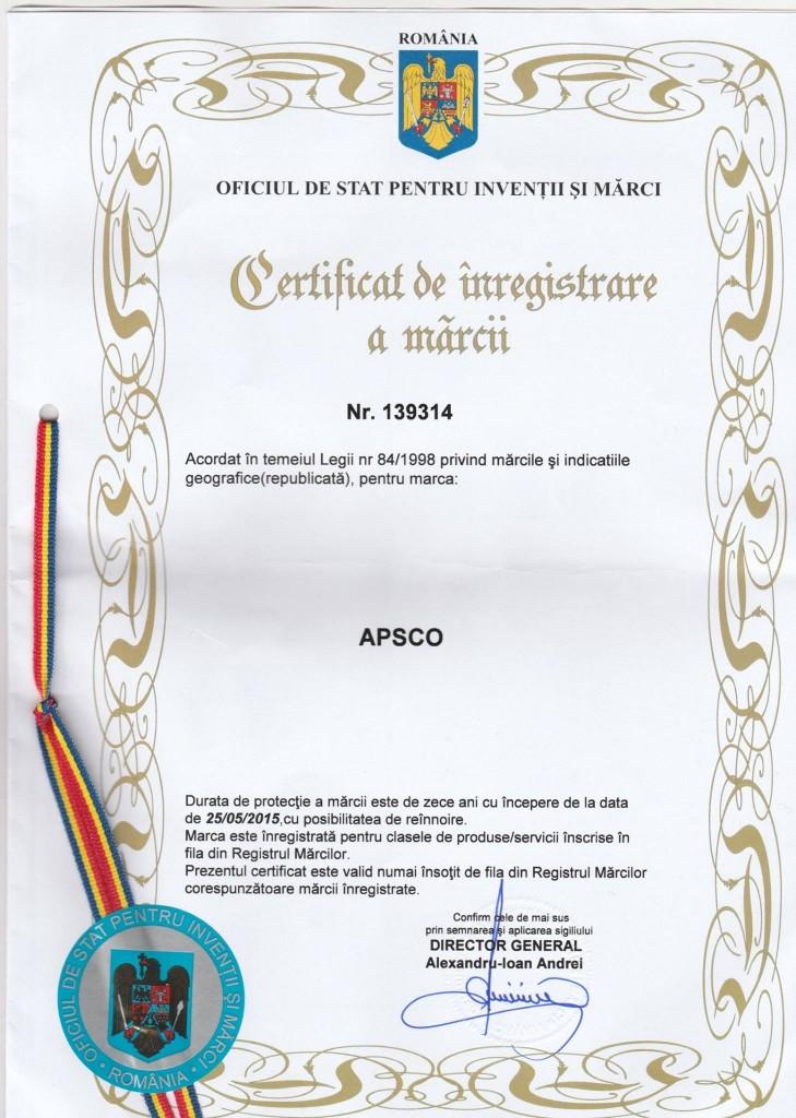 APSCO brand
